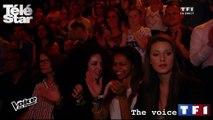 The Voice : Anne Sila fait pleurer Florent Pagny, Samedi 25 avril