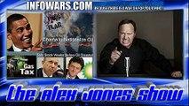 Alex's Evidence Points to BP Oil Spill as False Flag Event on The Alex Jones Show 3/3