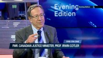 Exclusive interview with Canadian Parliament Member, Irwin Cotler