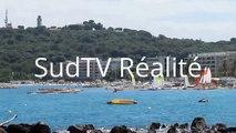 2014 07 23 Vue Cannes Début du Cap d'Antibes Alpes Maritime Côte d'Azur Région PACA France