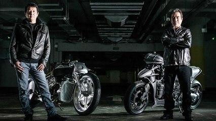 BMW Motorrad Unveiled Two Custom Bikes Based On K 1600 GTL