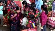 Guatemala │Voyage Tour Du Monde ► Ville de Chichicastenango