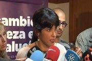 """Podemos: """"Marcha Chaves y Griñán es consecuencia de investidura"""""""