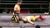 Genichiro Tenryu and Arashi vs. Kotaro Nasu and Toru Sugiura in Tenryu Project on 3/6/15