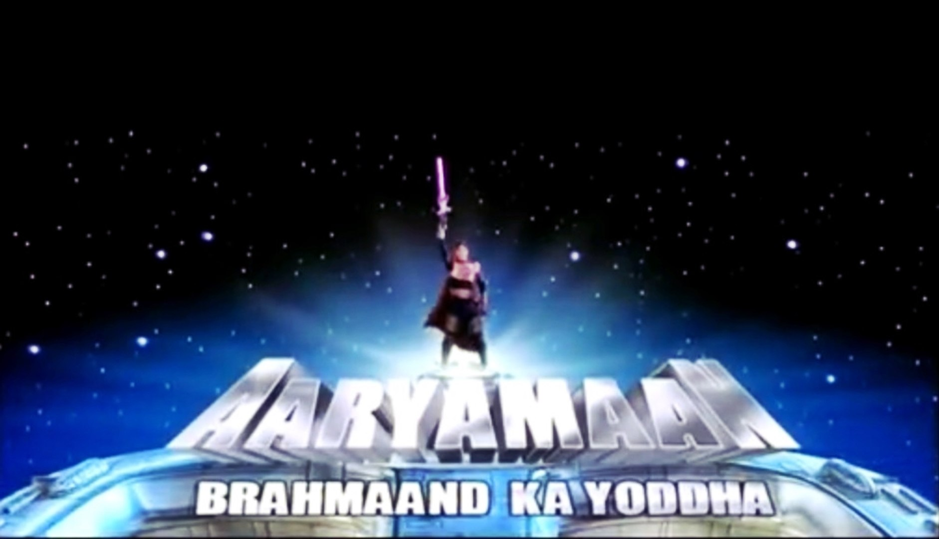 aaryamaan brahmaand ka yoddha title song