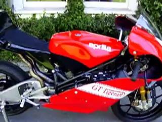2010 Aprilia RSV 550rr