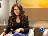 Why Model Ayaan Ali Stops Actor Shaan To Say Anything After She Says _#8221;We All Love Asif Ali Zardari_#8221;