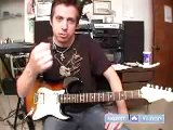 How to Play Heavy Metal Guitar : Sweep Picking Techniques in Metal Guitar
