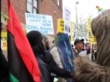 US: Baltimore Protesters Demand Answers on Gray's Death