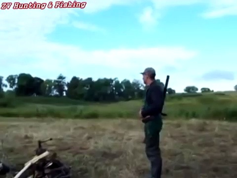 duck hunting FUNNY. охота на утку. (ПРИКОЛ).