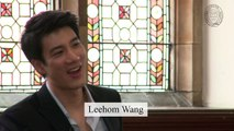 Comical Asian Image | Wang Leehom | Oxford Union
