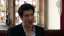 World Pop and Cultural Identity | Wang Leehom | Oxford Union