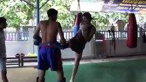 ONG BAK TONY JAA trainer MUAY THAI TRAINING IN BANGKOK re :  #260