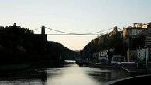 Clifton Suspension Bridge Time-Lapse