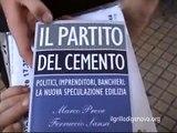 Ferruccio Sansa e Marco Preve: speculazione edilizia