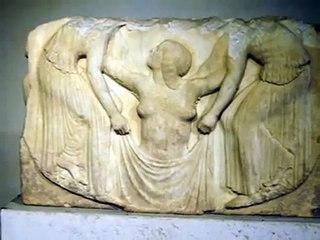 escultura griega von mach edmund