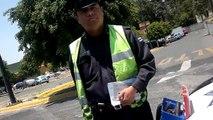 Transito Municipal Puebla Corruptos Patrulla P-103