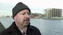 Duncan Stewart Speaks to Dr Michael Mann about Ireland & Climate change pt1