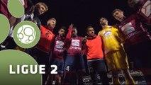 Clermont Foot - FC Sochaux-Montbéliard (0-0)  - Résumé - (CF63-FCSM) / 2014-15