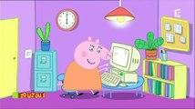 Peppa Pig en français   La panne de courant   Dessins animés en francais pour le
