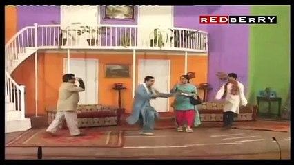 Stage Drama Full Comedy Zafri Khan & Sajan Abbas Video 139