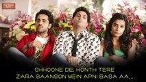 Mera Mann Kehne Laga Full Song with Lyrics - Nautanki Saala - Ayushmaan Khurrana, Kunaal Roy Kapur