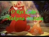 Hatuna Matata - Hakuna Matata - O Rei Leão