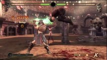 GAM3VIDZ - Mortal Kombat: KRATOS | Fatalities and Babality