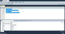 MySQL Concatenation Concat Text Function merging columns