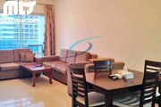 Fully furnished 1b/r apartment for rent in O2 Tower   JLT - mlsae.com