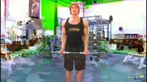 Physique Pro Jeff Seid Exercise Tip - Straight Bar Curls - Muscle & Fitness