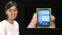 New iPod Nano - How to cancel the slideshow setting of iPod Nano