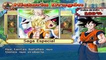 "Dragon Ball Z Budokai Tenkaichi 3 Version Latino Final - Modo Historia [Saga Especial OVA]  ""El Ultimo Combate"" Bardock vs Freezer   PCSX2 1080p"