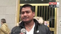 """Italian immigration law is good"", immigrant from Bangladesh in Reggio Calabria (Italy) said"