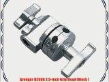 Avenger D200B 2.5-Inch Grip Head (Black )