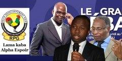 GRAND DEBAT D'Africa N°1 -Impasse politique en Guinée Conakry