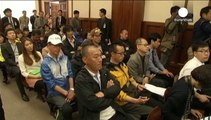 Captain of doomed South Korea ferry jailed for life for homicide by appeals court