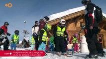 SUJET - Malgré le retard de la neige, les clubs de ski tirent un bon bilan