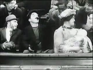 Charlie Chaplin - A Night In The Show 1915