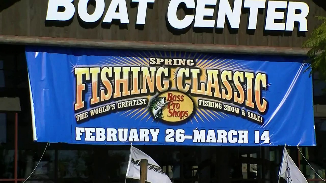 Great HD Video of Bass Pro Shops Annual Spring Fishing Classic Sale & Kids Fishing