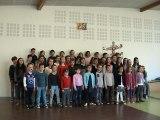 Ecole en choeur Académie de Rennes Ecole Sainte Anne Saint Joseph de Pacé