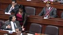 El primer ministro peruano Cateriano logra el voto de confianza del Congreso