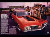 72 OLDSMOBILE CUTLASS 350 ROCKET ENGINE WITH COUPEZILLA