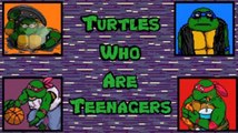 Teenage Teenage Teenage Turtles