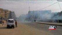 4e anniversaire de la révolte en Egypte, dans la violence