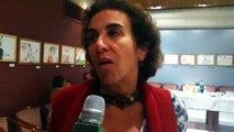 Maria Elisa Cevasco - Bastidores Roda Viva Paul Singer