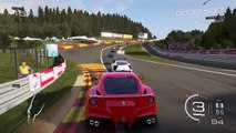 Forza Motorsport 5 - Direct Feed Gameplay   Spa Francorchamps HD