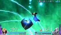 Final Fantasy Dissidia: Cloud vs Sephiroth