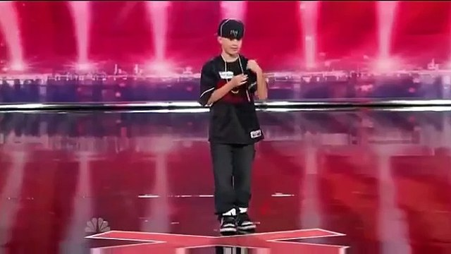 Rapper di 11 anni got Talent / 1 YEAR OLD RAPPER! AMERICAS GOT TALENT labella-italia.blogspot.com