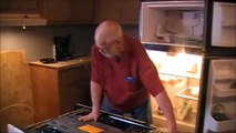 Angry Grandpa destroys kitchen!